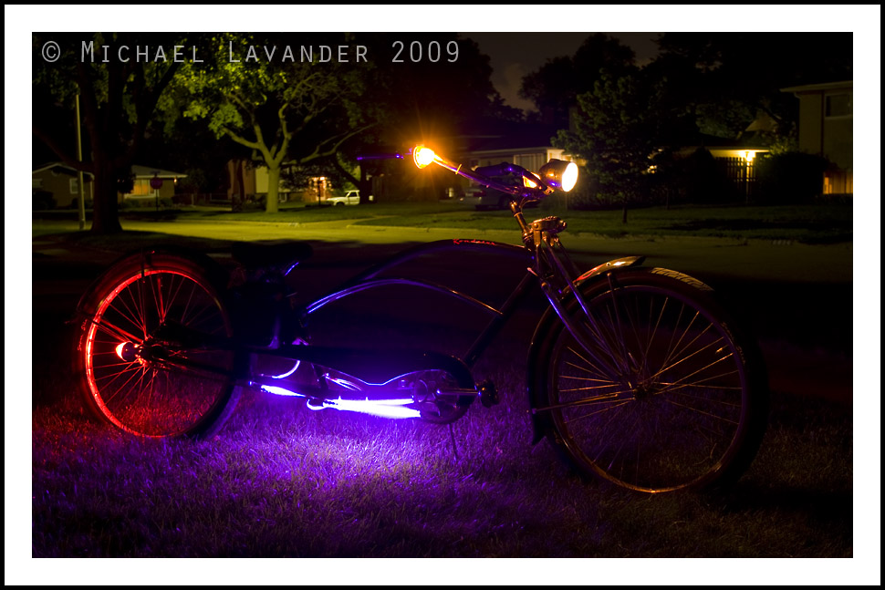 GT Dyno Roadster (bicycle) -- Transportation in photography